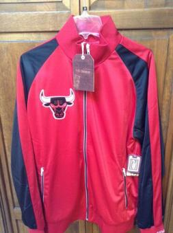 Mitchell & Ness Chicago Bulls Backboard Track Jacket Men's 2