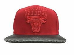 Mitchell & Ness Chicago Bulls City Under Visor Snapback Team