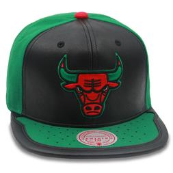 Mitchell & Ness Chicago Bulls Snapback Hat Sneaker Hook Jord