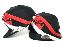Mitchell & Ness NBA Chicago Bulls Adjustable Snapback Hat Re