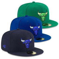 NEW ERA NBA 59FIFTY Chicago Bulls Color Prism Fitted Hat Cap