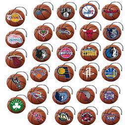 NBA Air Freshener Logo on Basketball Vanilla Scent ProMark S