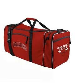 "NBA Chicago Bulls 28"" Collapsible Duffel Bag"