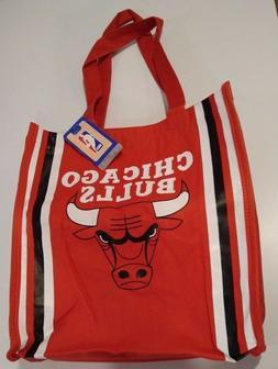 NBA Chicago Bulls Canvas Tote Bag