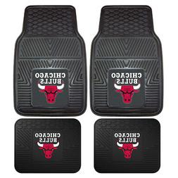 NBA Chicago Bulls Car Truck Front Rear Rubber Heavy duty All