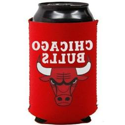NBA Chicago Bulls Collapsible Can  - Red