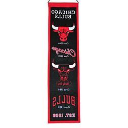 NBA Chicago Bulls Fan Favorite Banner, Black