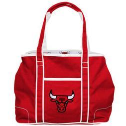 NBA Chicago Bulls Hampton Tote Bag NEW Canvas