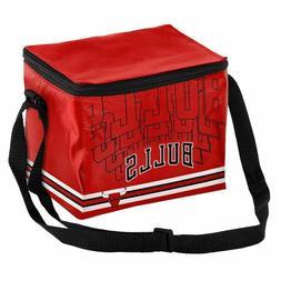 NBA Chicago Bulls Impact Cooler, Red