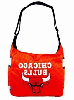 NBA Chicago Bulls Jersey Purse Tote Bag