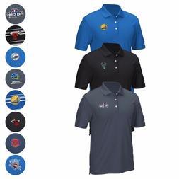 NBA Adidas TaylorMade Puremotion Performance Golf Polo T-Shi