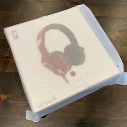 New in Unopened Box Skullcandy NBA Mix Master Headphones Chi