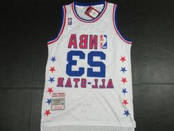 New Michael Jordan #23 Chicago Bulls 1985 NBA ALL-STAR GAME
