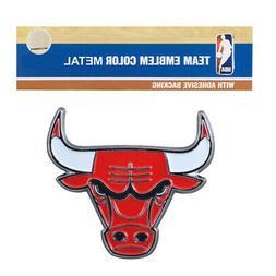 New NBA Chicago Bulls Car Truck Auto 3-D Color Metal Emblem