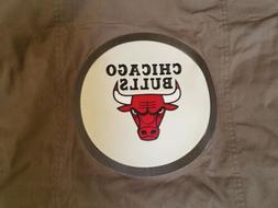 NEW POTTERY BARN NBA CHICAGO BULLS  GRAY  STANDARD  PILLOW S