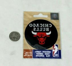 NEW Official NBA Chicago Bulls Adhesive Fabric Jersey Jacket