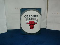 New Pottery Barn PB Teen NBA Patch Standard Sham Blue Chicag