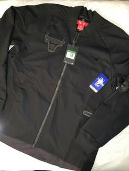 NWT Nike Chicago Bulls Modern Varsity Full Zip Jacket Coat B