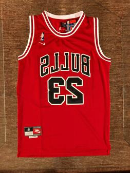 NWT Michael Jordan #23 Chicago Bulls Men's / Youth Throwback