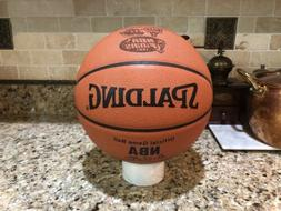 Official Spalding Chicago Bulls NBA Finals Game Ball Leather
