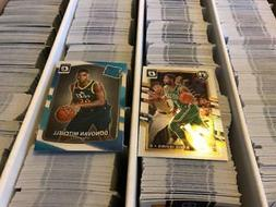 Pick Your Cards 2017-18 Donruss Optic Basketball Singles w R