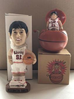 Rare Chicago Bulls Kirk Hinrich #12 Bobblehead And Pop-a-joc