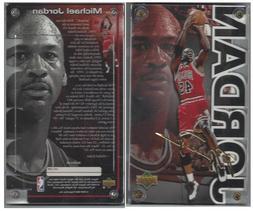 RARE !!! MICHAEL JORDAN 1999 Upper Deck UD #MJ-S12-99 Die-cu