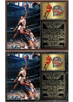 Scottie Pippen #33 Chicago Bulls Photo Plaque