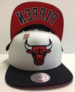 Scottie Pippen Chicago Bulls #33 Mitchell & Ness NBA Snapbac