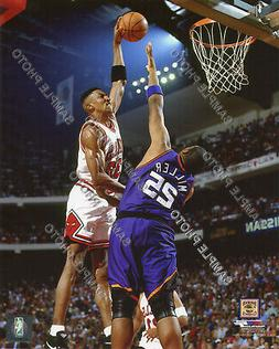 Scottie Pippen Chicago Bulls Game 3 1993 NBA Final Authentic