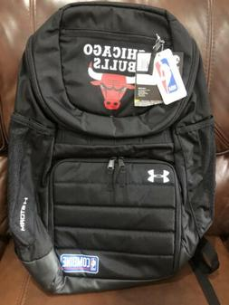 Under Armour Storm Chicago Bulls NBA Combine Back Pack