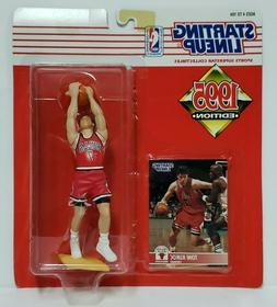 TONI KUKOC - Chicago Bulls Kenner SLU NBA Starting Lineup 19