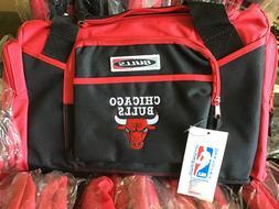 Vintage 90's Chicago Bulls NBA Duffle Bag Official Licensed