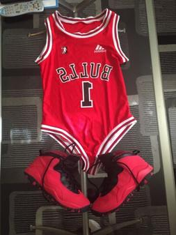 Women's Chicago Bulls Bathing Suit 🏀