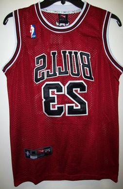 YOUTH Chicago BULLS #23 JORDAN  Jersey   RED, WHITE or BLACK